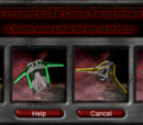 Galactic Racing Network