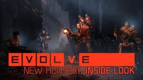 Evolve - Inside Look -- New Hunters & New Gameplay