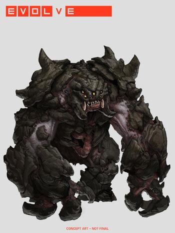 2K Behemoth ConceptArt