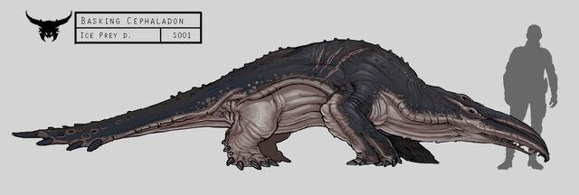 File:Evolve-Cephalodon Concept Art 001.jpg