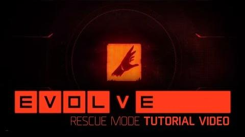 Evolve Tutorial Rescue