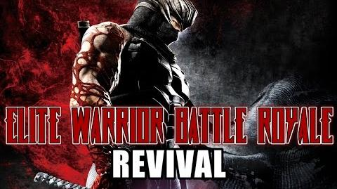 Elite Warrior Battle Royale Revival - Ryu Hayabusa