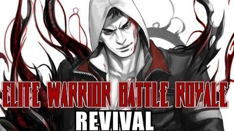 Elite Warrior Battle Royale Revival - Alex Mercer