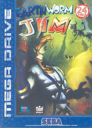 Earthworm Jim (EUR)