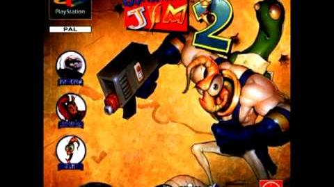 Earthworm Jim 2 (PS1) Soundtrack - Subterranean (Lorenzens Soil ISO 9001)