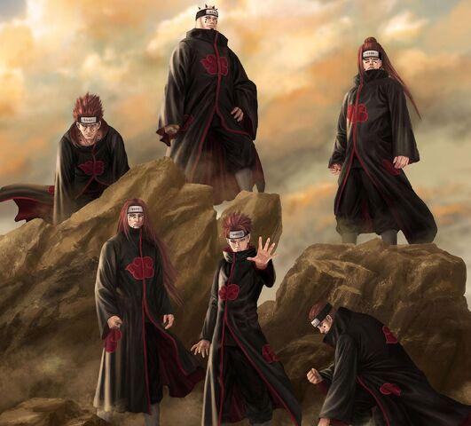File:Six paths of pain naruto.jpg