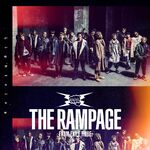 THE RAMPAGE - Lightning DVD cover