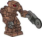 Buzzsaw Iron Drone