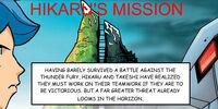 Comic 3: La Misión de Hikaru