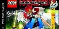 Exo-Force Polybag (Ha-Ya-To)