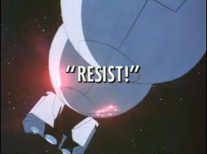 Resist titlecard
