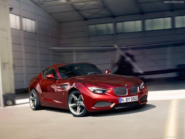 File:BMW-Zagato Coupe Concept 2012 800x600 wallpaper 01.jpg
