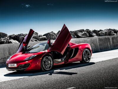 McLaren-MP4-12C Spider 2013 800x600 wallpaper 01