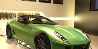 2010 Ferrari 599 GTB HY-KERS Concept