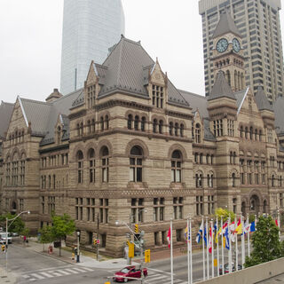 Toronto's Old City Hall