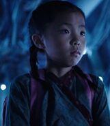 Mei in Ganymede tunnels