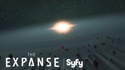THE EXPANSE Trailer The Story Syfy