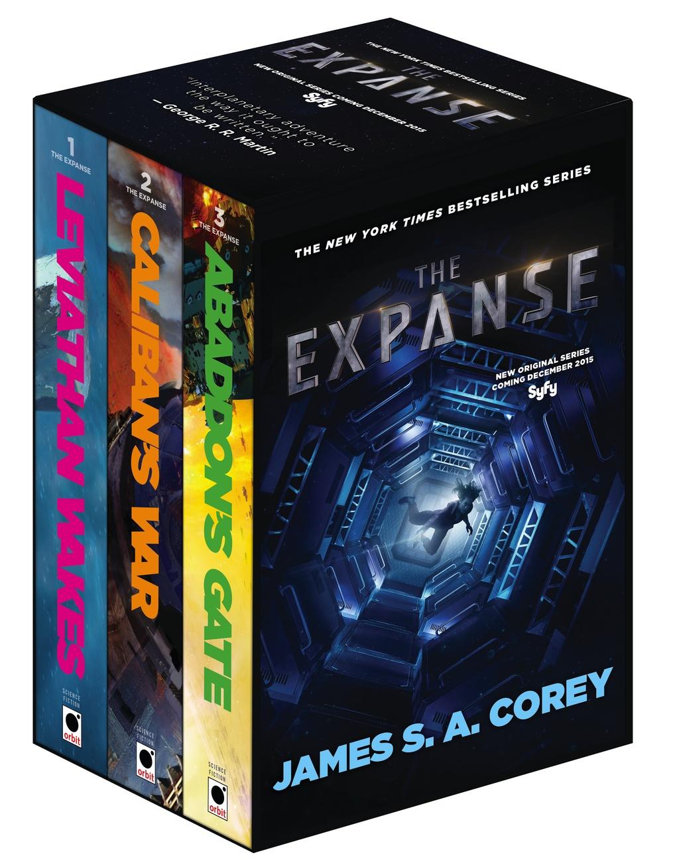 The Expanse Box Set