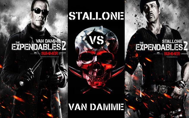 File:Stallone VS Van Damme.jpg