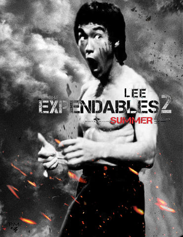 File:The expendables 2 alternate Bruce lee fake fanmade poster style by pokerhlis-d4y86nt.jpg