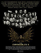 The Expendables fanmade poster to end all fanmade posters 2014 expendables 3 III fake fanmade 299031310 orig