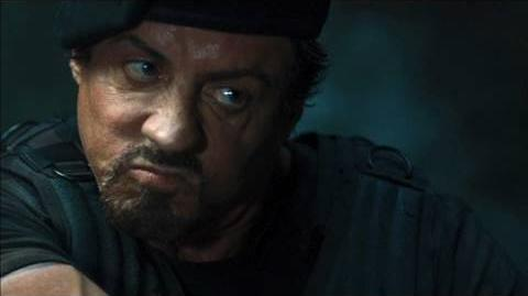 'The Expendables' Trailer HD