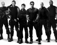 The Expendables group