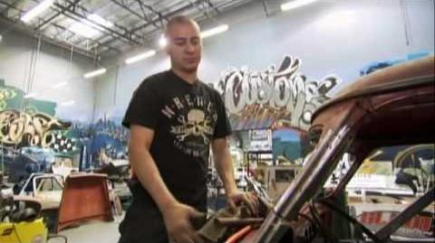 West Coast Customs - Stallone's '55 Ford - Part 2