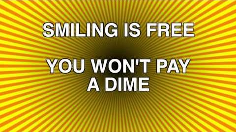 Smiling Is Free - Parry Gripp