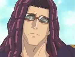 Kongo Agon Anime