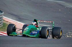 Schumacher 1991 Belgium