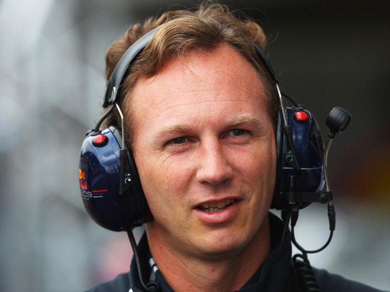 Christian Horner The Formula 1 Wiki Fandom Powered By
