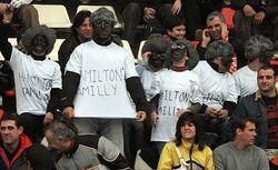 Hamilton Racist Abuse