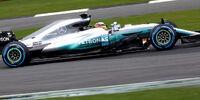 Mercedes AMG F1 W08 EQ Power+