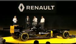 Renault Launch