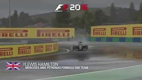 F1 2016 - Hungaroring Hot Lap
