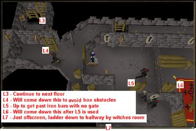 Black Knights fortress 2nd