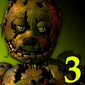 FNaF3 Steam Greenlight Icon