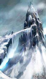 Knothole Ice Shrine