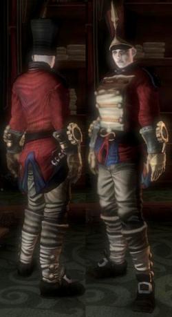 Bowerstone Soldier Uniform