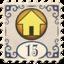 Stamp Ego Home