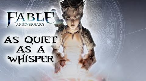 Fable Anniversary - As Quiet As A Whisper Achievement Guide