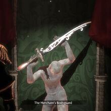 The Merchant's Bodyguard