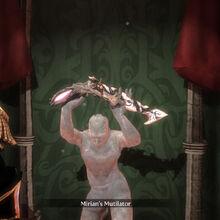 Mirian's Mutilator