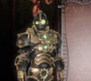 Industrial Knight Suit