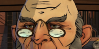 Ichabod Crane (Video Game)