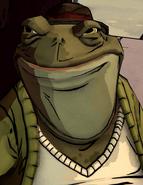 ISC Toad Indignant