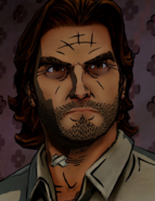 ISC Bigby Angry
