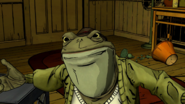 FTH Indignant Toad