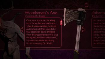 BOF Woodsman's Axe